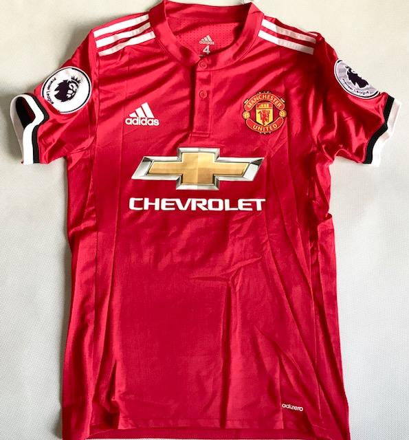 f11c6ccc2 Koszulka Piłkarska Manchester United 17/18 Adizero Adidas #9 Lukaku ...