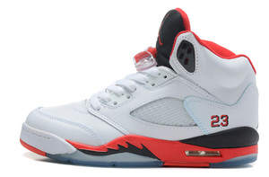 Buty męskie Nike AIR JORDAN 5 RETRO FIRE RED 440888-120
