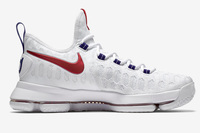 Nike Zoom KD9 USA Kevin Durant 843392-160