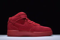 "Męskie buty NIKE AIR FORCE 1 ""GYM RED"" 315123 609"