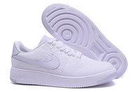 Buty damskie Nike Air Force 1 Ultra Flyknit 817419-100