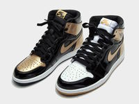 "Buty męskie NIKE AIR JORDAN 1 RETRO HIGH ""Gold Top 3"" 861428-001"