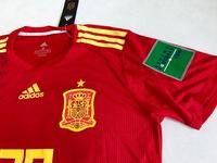 Koszulka piłkarska HISZPANIA 2018 Authentic ADIDAS #20 Asensio