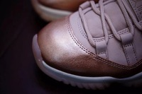 Buty damskie NIKE AIR JORDAN 11 Low Rose Gold AH7860-105