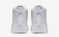 "NIKE AIR JORDAN XII 12 OVO ""White"" 456985-090"