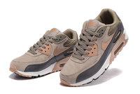 Buty męskie Nike Air Max 90 BRĄZOWE jesienno - zimowe 768887-201