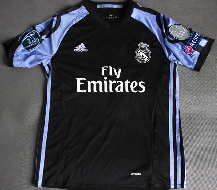 d3129eeea ... Dziecięcy zestaw piłkarski REAL MADRYT 16/17 ADIDAS (koszulka+spodenki)  #7