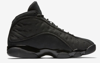 "Buty męskie NIKE AIR JORDAN RETRO 13 ""Black Cat"" 414571-011"