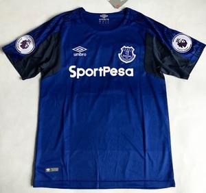 Koszulka piłkarska EVERTON home 17/18 UMBRO #10 Rooney