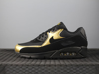 Buty męskie Nike Air Max 90 537384-058 BLACK AND GOLD