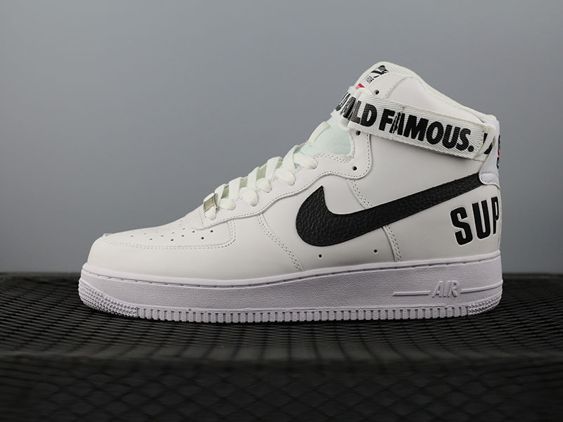 sports shoes e20b1 d9712 BUTY męskie NIKE AIR FORCE 1 HIGH SUPREME 698696-100