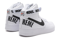 BUTY męskie NIKE AIR FORCE 1 HIGH SUPREME 698696-100
