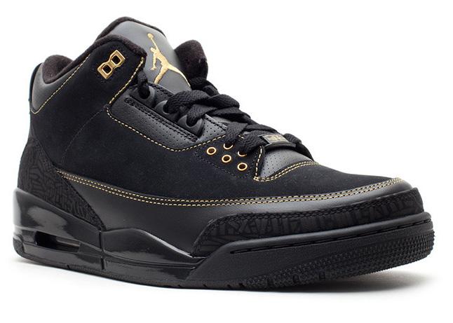 sale retailer 01cce 9f48d Buty męskie NIKE Air JORDAN 3 Black History Month 455657 001