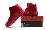 Męskie buty NIKE AIR JORDAN 12 Retro Red Suede