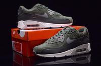 Buty damskie Nike Air Max 90 768887-301 green suede