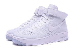 Buty damskie Nike Air Force 1 Ultra Flyknit 818018-100