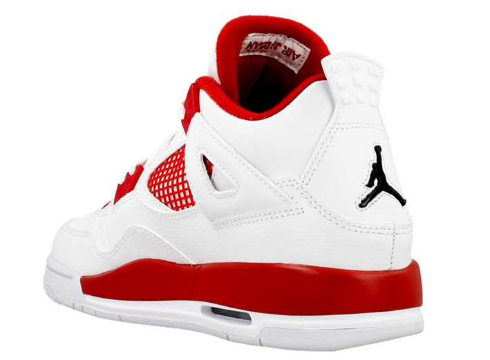 "competitive price 8f53c 139bf ... Buty damskie NIKE AIR JORDAN RETRO 4 ""ALTERNATE 89"" 408452-106 ..."