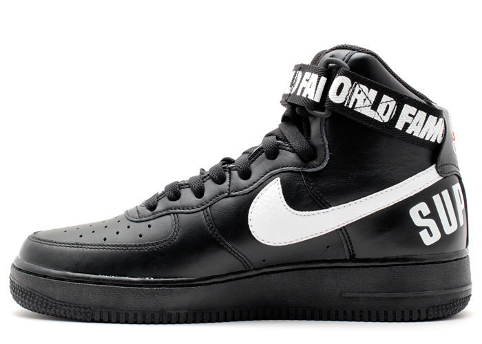 best website f1431 cbb1d BUTY męskie NIKE AIR FORCE 1 HIGH SUPREME 698696-010