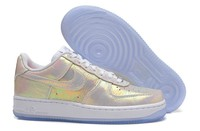 BUTY męskie NIKE AIR FORCE 1 Low Metallic Silver 704517-100