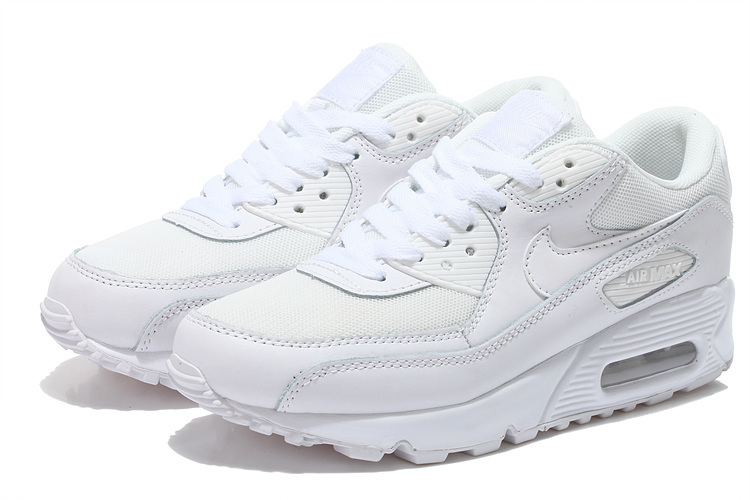 huge discount ea109 73225 BUTY damskie Nike Air Max 90 637384-111 białe