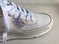 BUTY damskie Nike Air Max 90 PRM 443817-104  białe HOLOGRAM