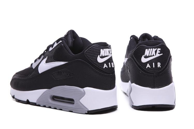 BUTY męskie Nike Air Max 90 616730 012 czarno białe