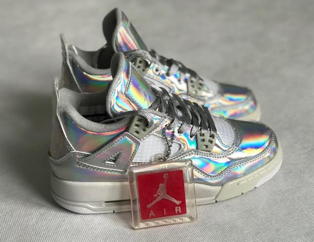 00ef9d429456 Buty Damskie Nike Air Jordan 4 742639-045 Pearl 30Th