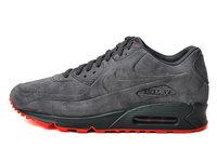 Damskie buty NIKE AIR MAX 90 VT PRM 472489-001 szare zamszowe