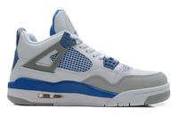 BUTY męskie NIKE AIR JORDAN 4 308497-105 Military Blue
