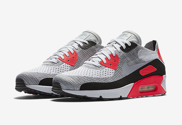 finest selection 724b3 e8cd5 Buty Męskie Nike Air Max 90 Ultra 2.0 Flyknit 875943-100, NIKE AIR ...