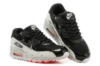 Buty męskie Nike Air Max 90 325213-031 BLACK CEMENT
