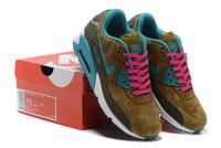 Buty damskie Nike Air Max 90 LTHR 768887-300