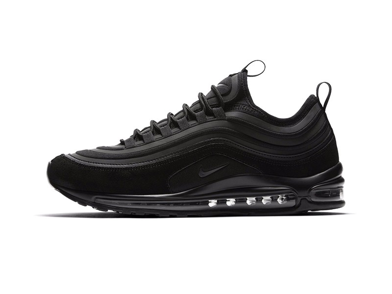 cheap for discount 00255 3c7c8 Buty męskie Nike Air Max 97 UL 17 Se Triple Black 924452-001