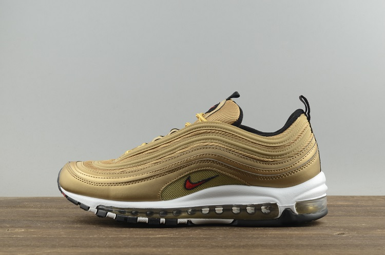 huge selection of e0749 2174e ... Buty damskie Nike Air Max 97 OG METALLIC GOLD 884421-700 ...