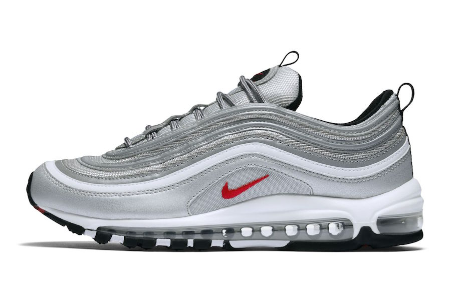 uk availability 963d7 de409 Buty męskie Nike Air Max 97 OG SILVER BULLET 884421-001
