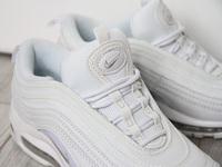 Buty damskie Nike Air Max 97 TRIPLE WHITE 921826-101