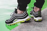 Buty damskie Nike Air Max 97 OG Black VOLT 921826-004