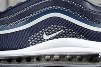 Buty męskie Nike Air Max 97 ULTRA '17 TRAINERS IN BLUE 918356-400
