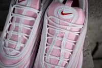 Buty damskie Nike Air Max 97 PINK WHITE 313054-161