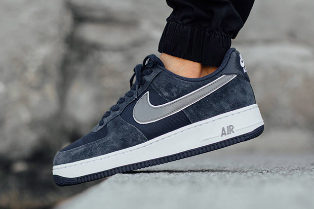 reputable site 23cab e6814 ... BUTY męskie NIKE AIR FORCE 1 Low 488298-433 Navy Blue ...