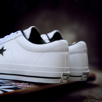 Trampki CONVERSE ALL STAR Chuck Taylor LTR One STAR OX White