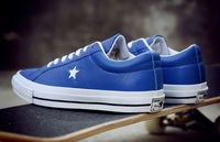 Trampki CONVERSE ALL STAR Chuck Taylor LTR One STAR OX Blue