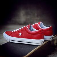 Trampki CONVERSE ALL STAR Chuck Taylor LTR One STAR OX Red