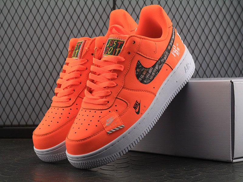 outlet store 9ad81 374c6 BUTY męskie NIKE AIR FORCE 1 JUST DO IT 905345-800