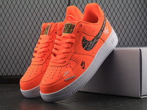 BUTY damskie NIKE AIR FORCE 1 JUST DO IT 905345-800