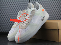 "BUTY damskie NIKE AIR FORCE 1 ""OFF WHITE X"" A04606-100"
