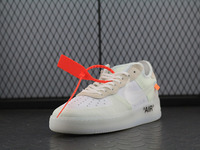 "BUTY męskie NIKE AIR FORCE 1 ""OFF WHITE X"" A04606-100"