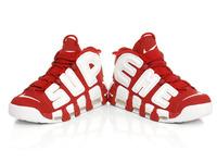 BUTY męskie Supreme x Nike Air More Uptempo 902290-700