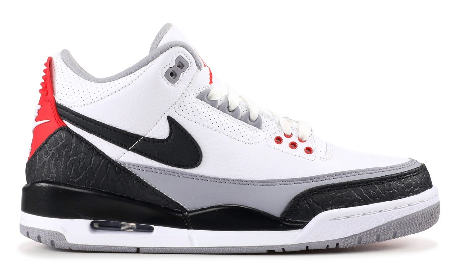 fashion style detailed look new arrivals Buty męskie NIKE Air Jordan 3 JTH NRG TINKER AQ3835-160