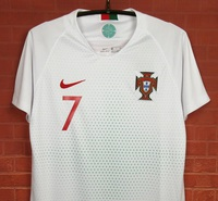Koszulka piłkarska PORTUGALIA NIKE Breathe Stadium Away 2018 #7 Ronaldo
